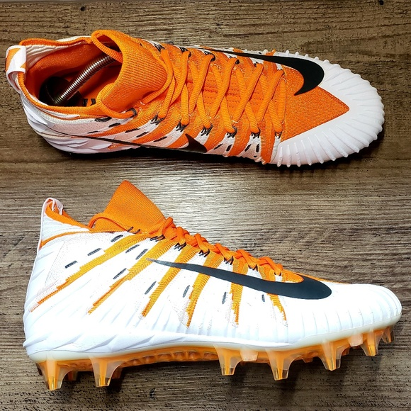 competitive price a5cbf 48825 Nike Alpha Menace ELITE Football Cleats Tennessee